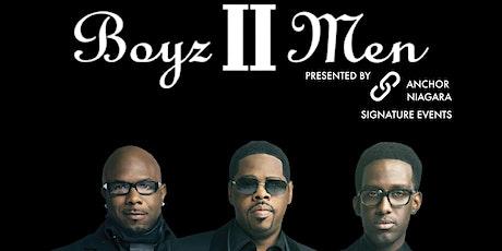 BOYZ || MEN  LIVE tickets