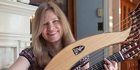 Live at Timucua: Muriel Anderson (in-person) tickets