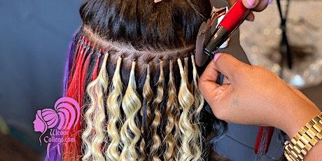 Port St Lucie, Fl   Hair Extension Class & Micro Link Class tickets