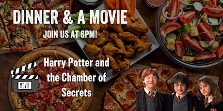 Dinner & a Movie - Harry Potter 2 tickets
