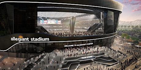 Allegiant Stadium Raiders Tickets billets