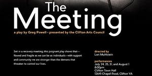 The Meeting - a play by Greg Powell, presented by The...