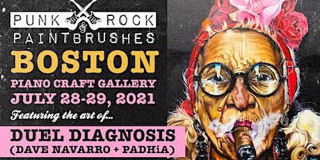 PUNK ROCK & PAINTBRUSHES BOSTON! tickets
