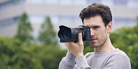 Glazer's Live: Getting to Know Your Sony Alpha/RX Camera tickets