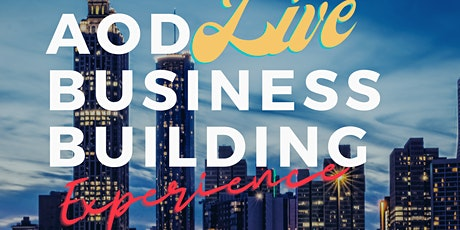 Accountability On Demand 2 Day Business Building Retreat in Atlanta tickets