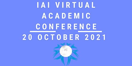 International VIRTUAL Academic Conference  October 20,  2021 tickets