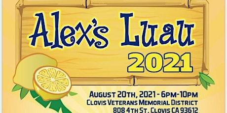 Alex's Luau tickets