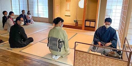 """Samurai Tea Ceremony """"Tea Nouveau Celebration 新茶茶会"""" tickets"""