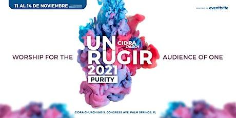 UN RUGIR 2021 / PURITY tickets
