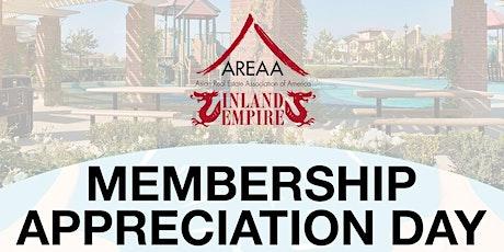 Membership Appreciation Day tickets