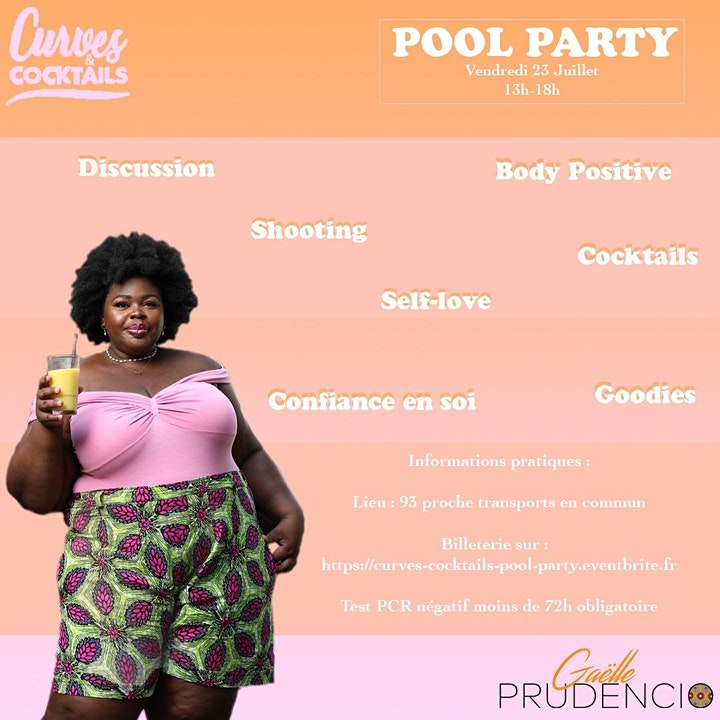 Image pour Curves & Cocktails : Pool party