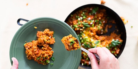 FREE Cooking Class:  Jambalaya with Saffron Aioli tickets
