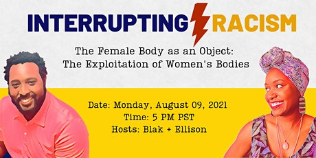 Interrupting Patriarchy | The Exploitation of Women's Bodies and Labor tickets