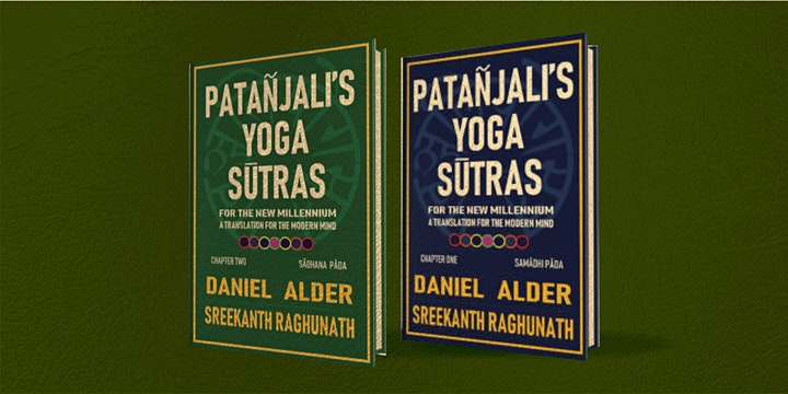 The ancient Yoga Sūtras of Patañjali in practice image