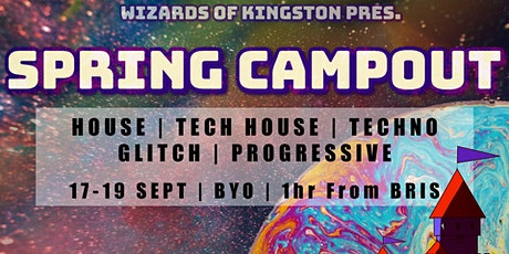 Wizards Of Kingston Pres-Spring Campout '21 tickets