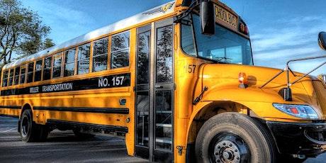Kentucky School Bus I-STEP tickets
