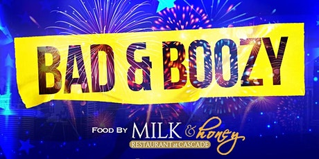 """EMBR Ultra Lounge """"bad&boozy"""" Saturday Brunch & Day Party tickets"""