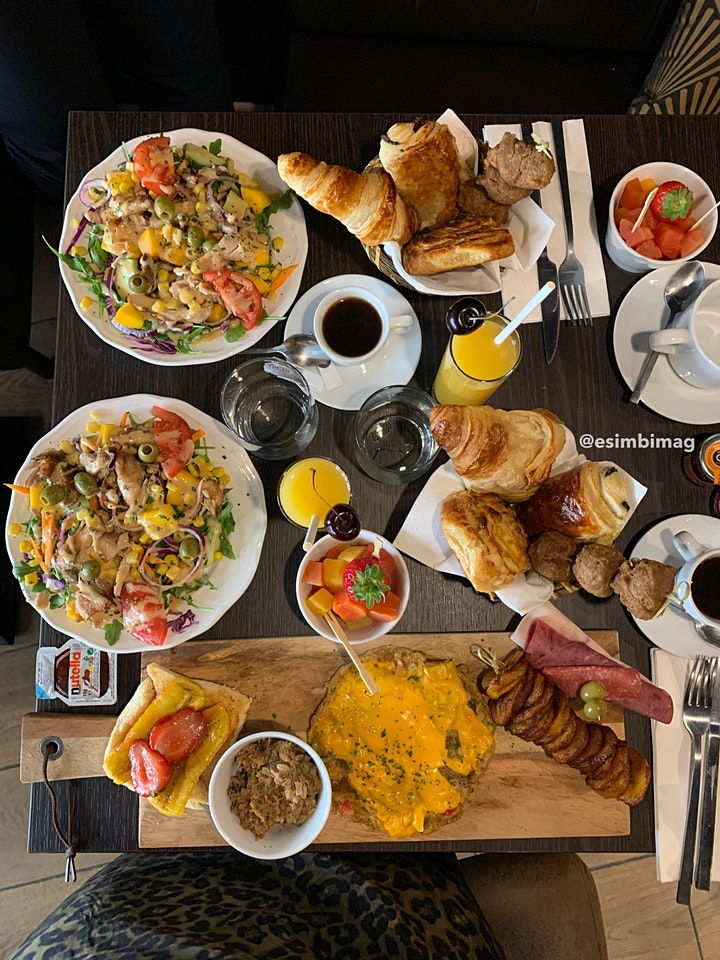 An African Experience: Sunday Brunch image