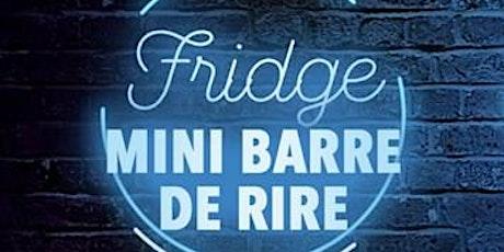 Fridge : Mini Barre de Rire billets
