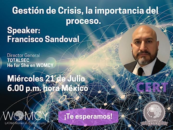Imagen de Gestión de Crisis, la importancia del proceso