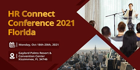 HR Connect Conference 2021 - Kissimmee, FL, US (AHM) tickets
