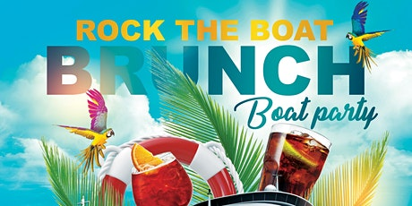 ROCK THE BOAT - BRUNCH PARTY tickets