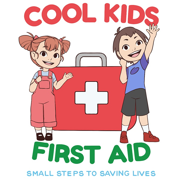 Cool Kids First Aid 5-15 year old Workshop First Aid (Alexandra Hills, QLD) image