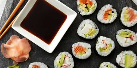 In-person Class: Make Your Own Sushi (Miami) tickets