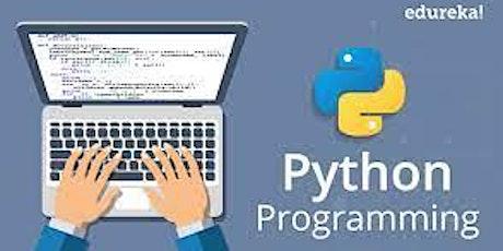 Begin Python Coding - 1:1 Class tickets