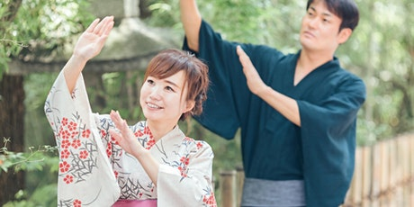 Japanese dance exercise workshop tickets