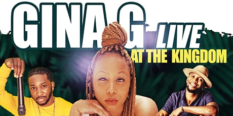 Gina G at the Bronze Kingdom Orlando tickets