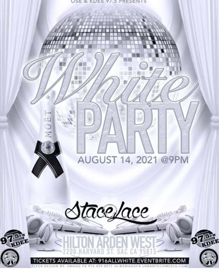 Old School ENT & 97.5 Annual ALL WHITE PARTY (limited tickets sold at door) image