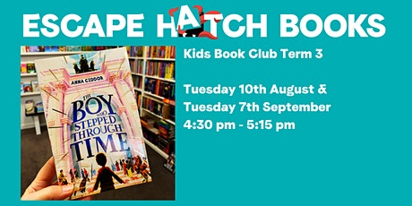 Term 3 Kids Book Club tickets