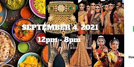 FESTIVAL OF INDIA 2021 - India@75 - Azadi Ka Amrit Mahotsav tickets
