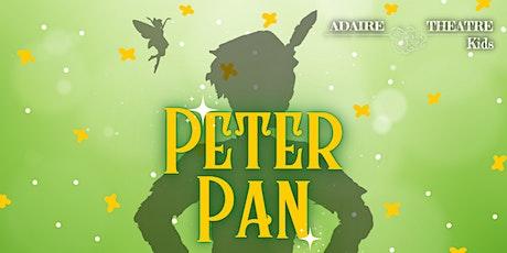 Peter Pan tickets