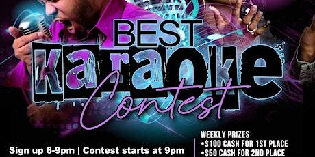 Showtime's Best Karaoke Contest entradas