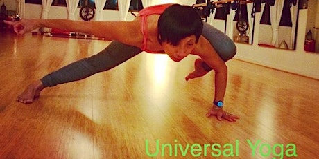 Universal Yoga Master Class with Rita Madou - Melbourne 31 July 2021 tickets