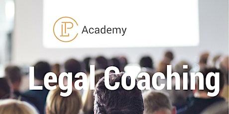 Legal Coaching Training Program - Tag der offenen Tür bei der CLP-Academy Tickets