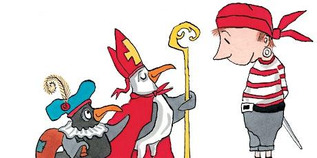 Aadje Piraatje viert Sinterklaasfeest 4+ - Ton Meijer tickets