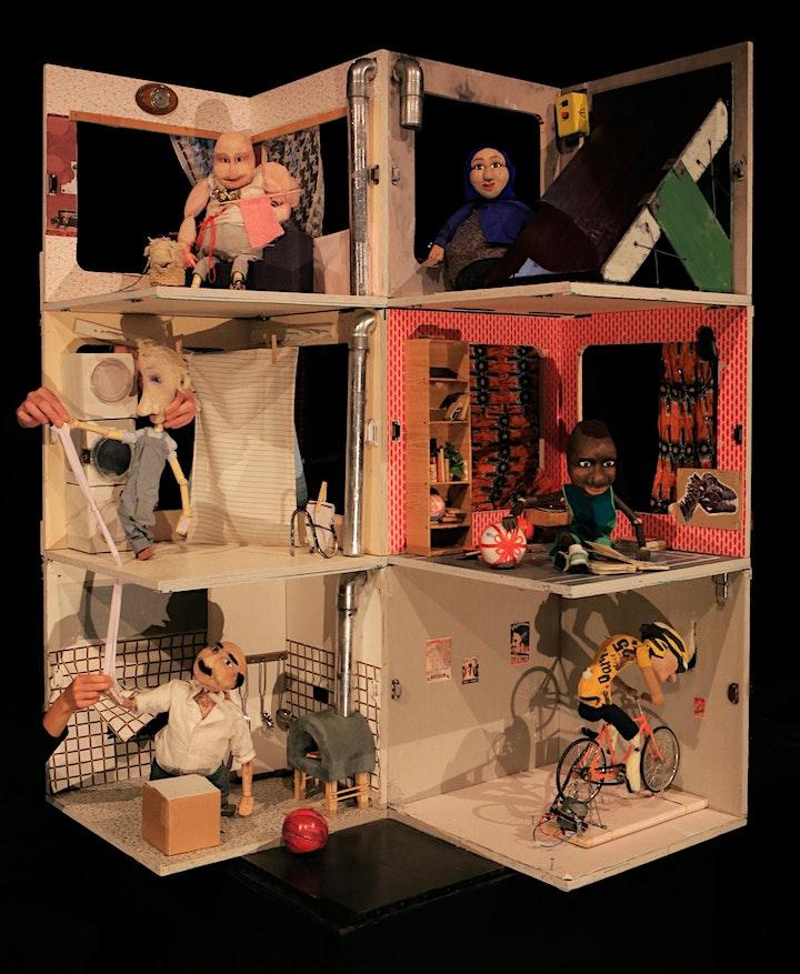 Afbeelding van De wenteltoren 4+ - Theatergroep Knars