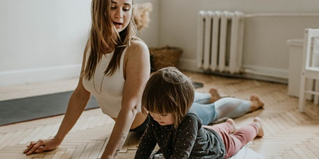 Familienyoga Tickets