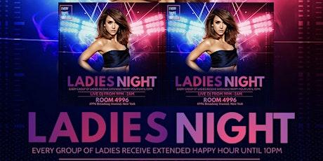 THURSDAY LADIES NIGHT @ ROOM 4996 tickets