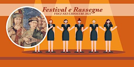 Coro Giovanile Italiano - FERRARA - Voce nei Chiostri 2021 biglietti