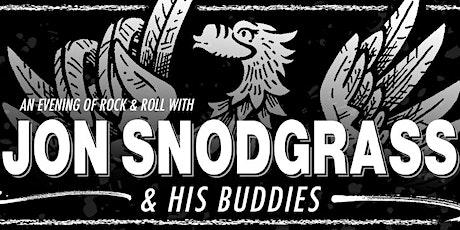 Jon Snodgrass & His Buddies + Chuck Robertson And Friends + The Happys tickets