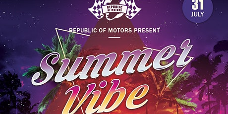 Summer Vibes in aid of Barretstown Camp tickets