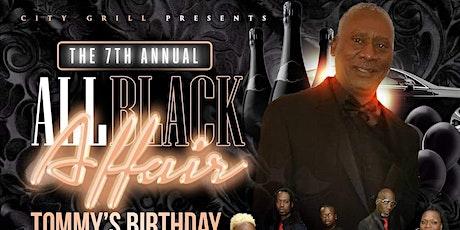 The 7th Annual All Black Affair VIP seating tickets