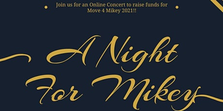 A Night for Mikey tickets