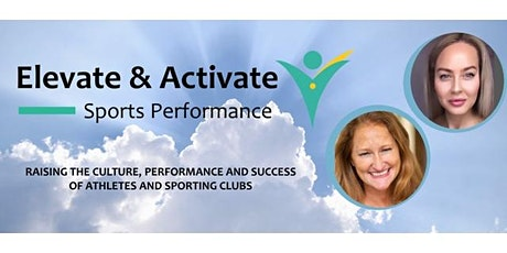 Elevate and Activate your Game & Sports Performance tickets