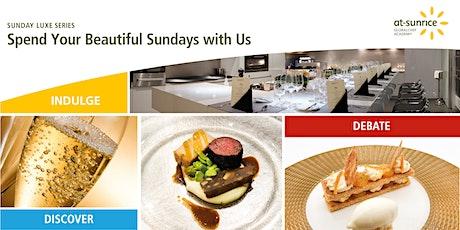 Sunday Luxe Series: Sunday Luxe WellSpent Dinner tickets