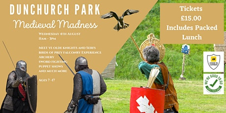Medieval Madness - Summer Day Camp tickets